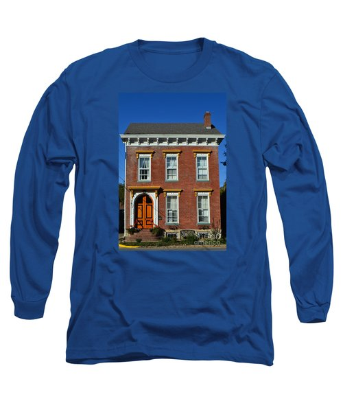 Historic Madison Row House Long Sleeve T-Shirt