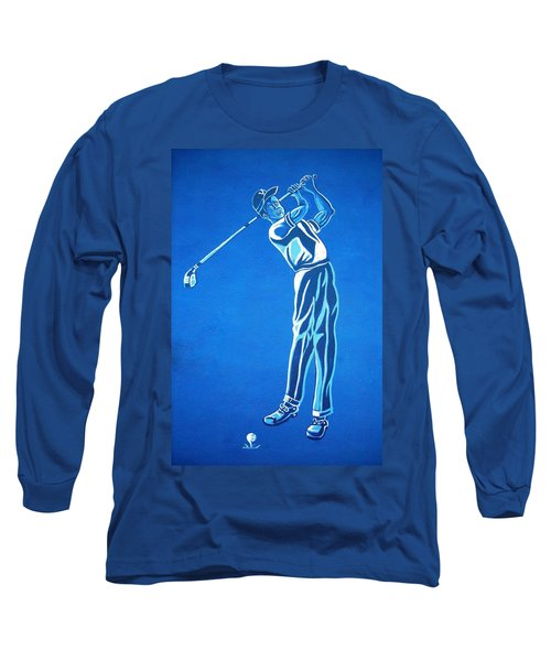 Long Sleeve T-Shirt featuring the photograph Hole In One ... by Juergen Weiss
