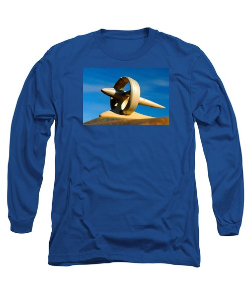 Hood Ornament  Long Sleeve T-Shirt