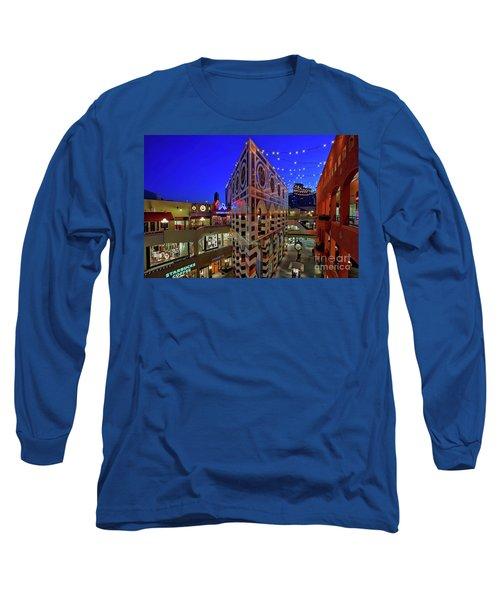 Horton Plaza Shopping Center Long Sleeve T-Shirt