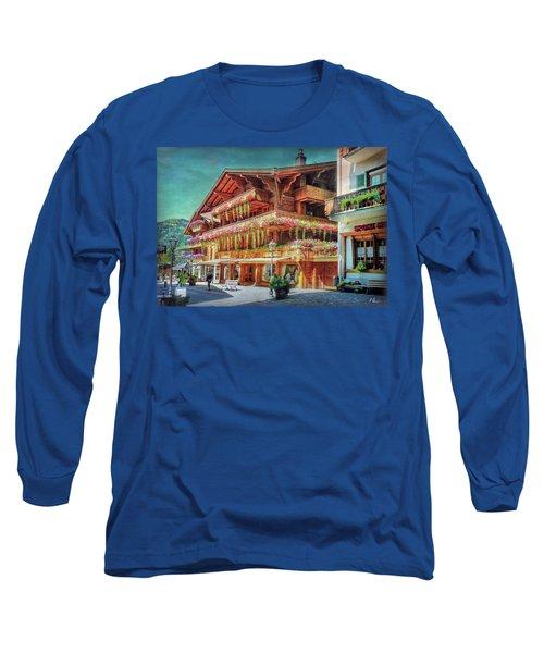 Long Sleeve T-Shirt featuring the photograph Hot Spot by Hanny Heim