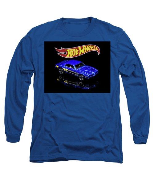 Hot Wheels '67 Pontiac Firebird 400-2 Long Sleeve T-Shirt