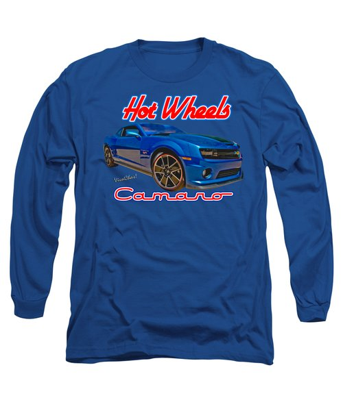 Hot Wheels Camaro Long Sleeve T-Shirt