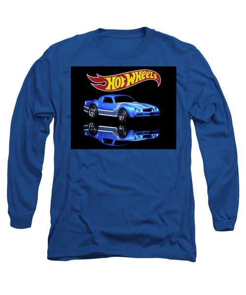 Hot Wheels Gm Camaro Z28 Long Sleeve T-Shirt