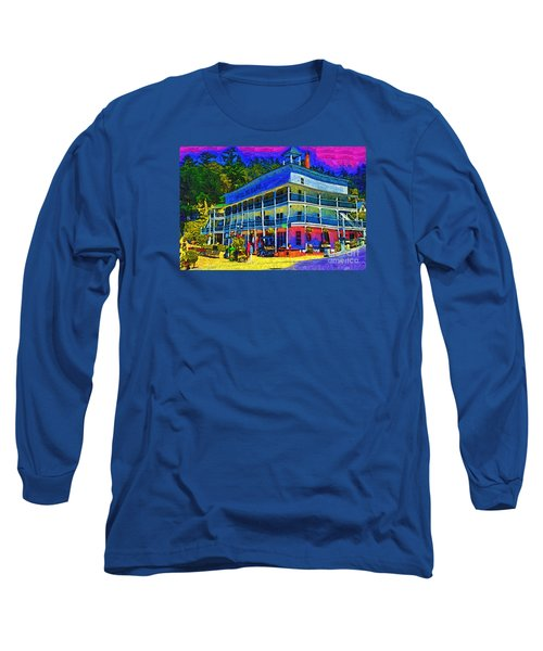 Hotel De Haro Long Sleeve T-Shirt