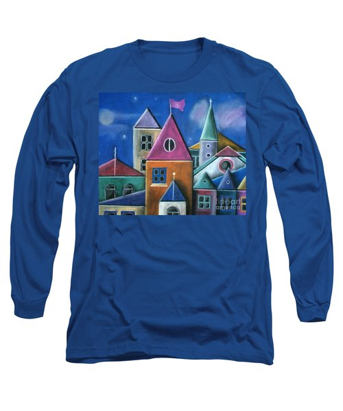 Houses Long Sleeve T-Shirt