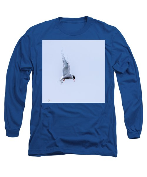 Hovering Arctic Tern Long Sleeve T-Shirt