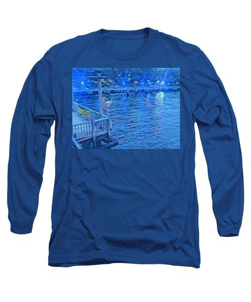 Hudson Electric Long Sleeve T-Shirt