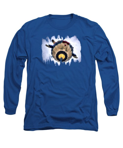 Humpty Dumpty Hot Air Balloon Long Sleeve T-Shirt