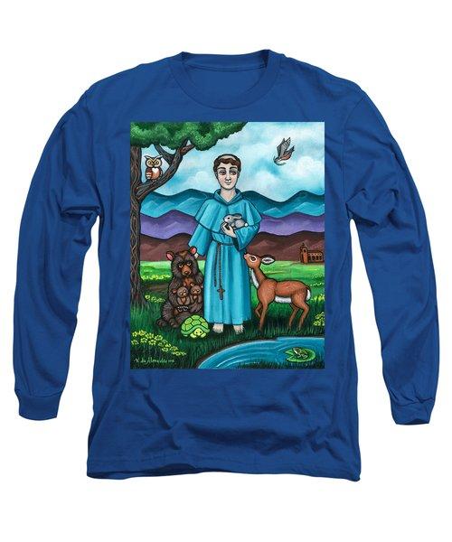 I Am Francis Long Sleeve T-Shirt