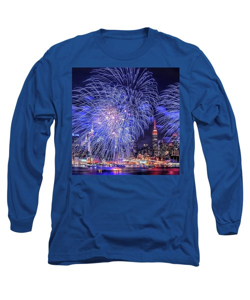 I Love This City Long Sleeve T-Shirt