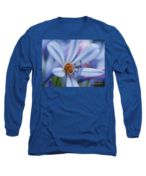 Long Sleeve T-Shirt featuring the photograph I Want More by Trena Mara