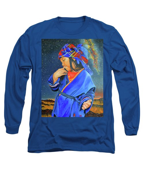 I Want To Put A Ding In The Universe Long Sleeve T-Shirt