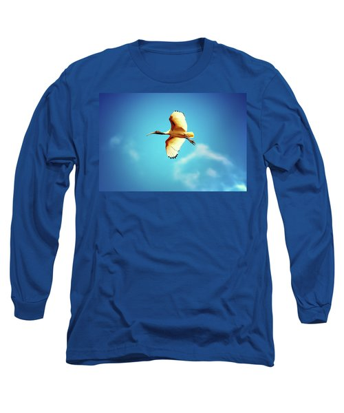 Ibis Of Light Long Sleeve T-Shirt