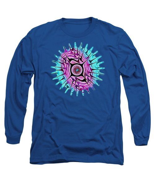 Ice Dragon Eye Long Sleeve T-Shirt