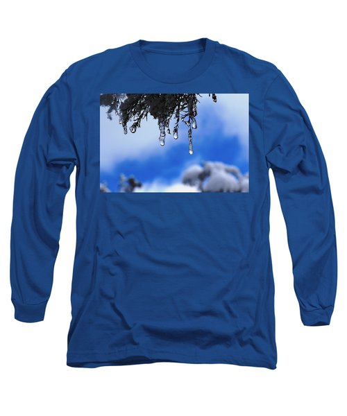 Ice Drops Long Sleeve T-Shirt