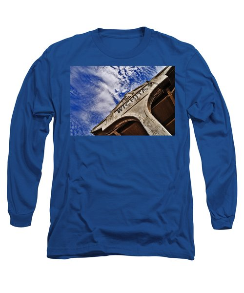Ict Long Sleeve T-Shirt