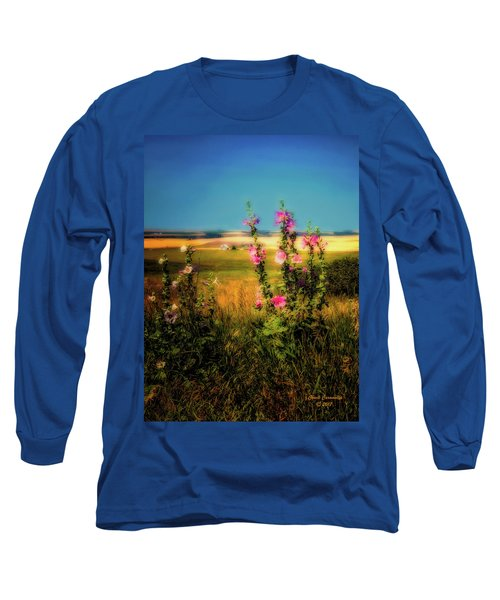 Idaho Farmhouse  ... Long Sleeve T-Shirt