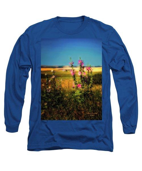 Idaho Farmhouse  ... Long Sleeve T-Shirt