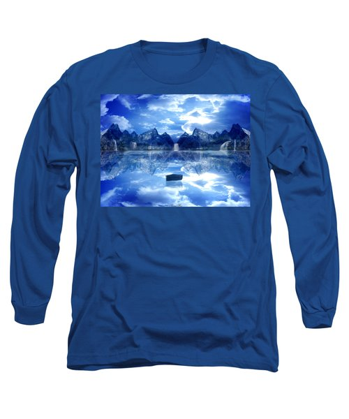 If I Could Turn Back Time Long Sleeve T-Shirt