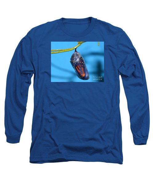 Long Sleeve T-Shirt featuring the photograph I'll See You Soon by Lew Davis
