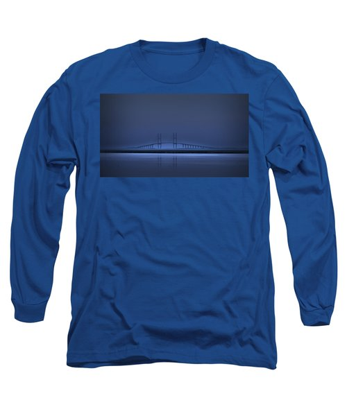 I'm In A Blue Mood Long Sleeve T-Shirt