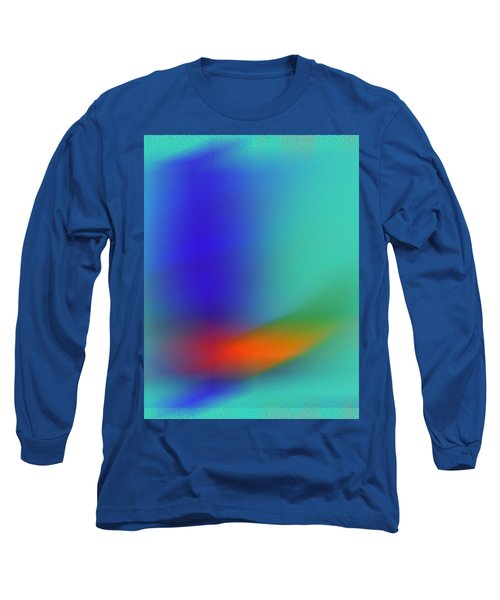 Long Sleeve T-Shirt featuring the digital art In Flight by Prakash Ghai
