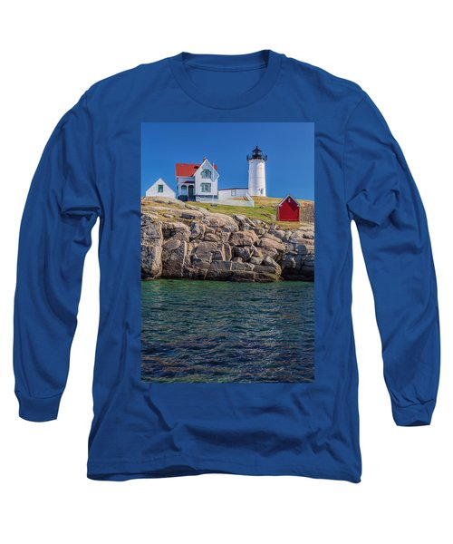 In Living Color Long Sleeve T-Shirt by David Cote