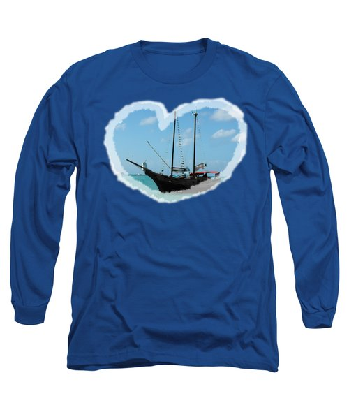 In My Heart Long Sleeve T-Shirt