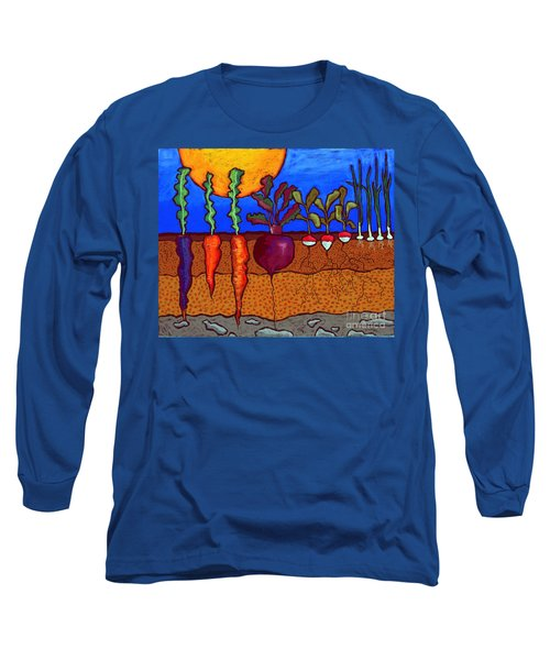 In The Ground Long Sleeve T-Shirt