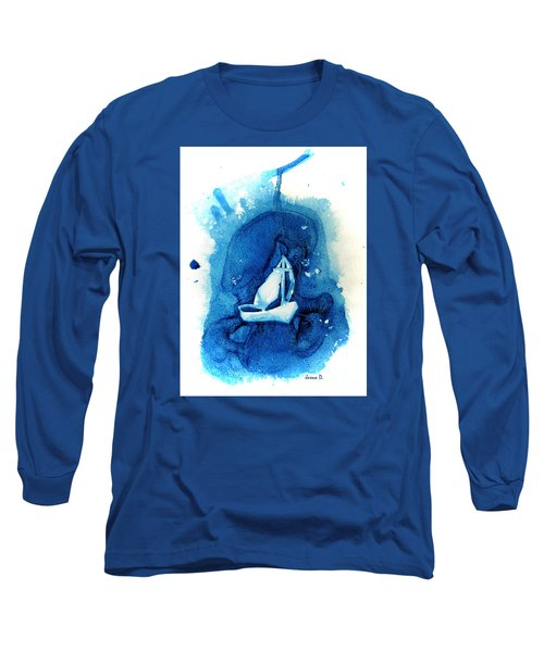 In The Storm Long Sleeve T-Shirt