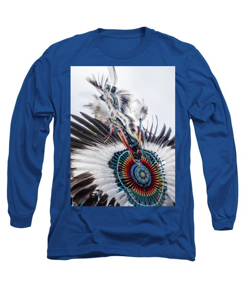 Indian Feathers Long Sleeve T-Shirt