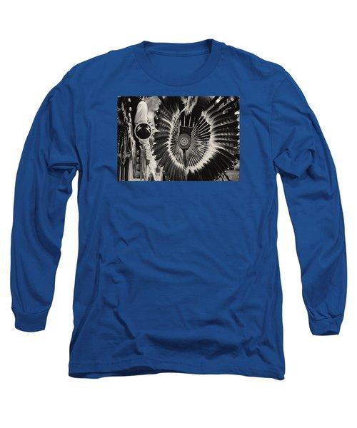 Indigenous 2 Long Sleeve T-Shirt by David Gilbert