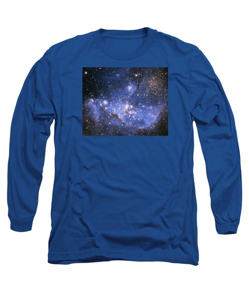Infant Stars In The Small Magellanic Cloud  Long Sleeve T-Shirt
