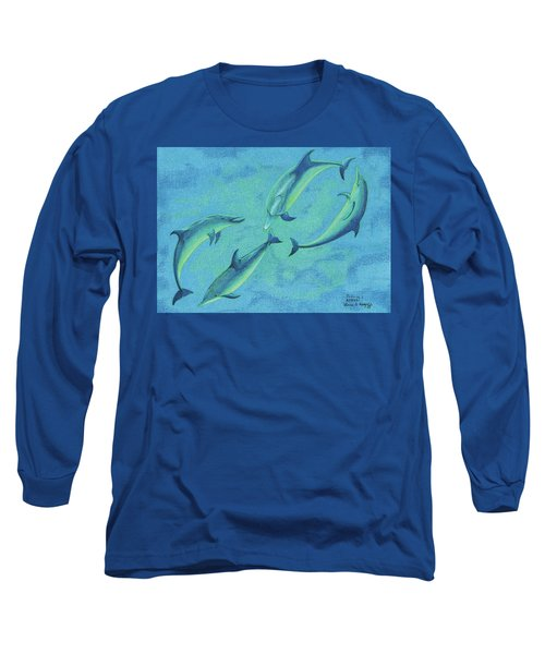 Infinity 2  Long Sleeve T-Shirt
