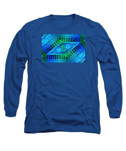 Insanity Long Sleeve T-Shirt by Chad and Stacey Hall