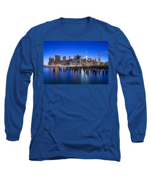 Inspiring Stories Long Sleeve T-Shirt by Az Jackson