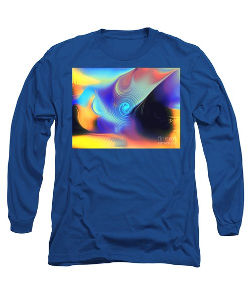Intensity Vs Energy Long Sleeve T-Shirt