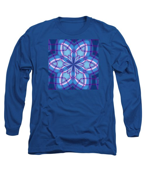 Interlaced Long Sleeve T-Shirt
