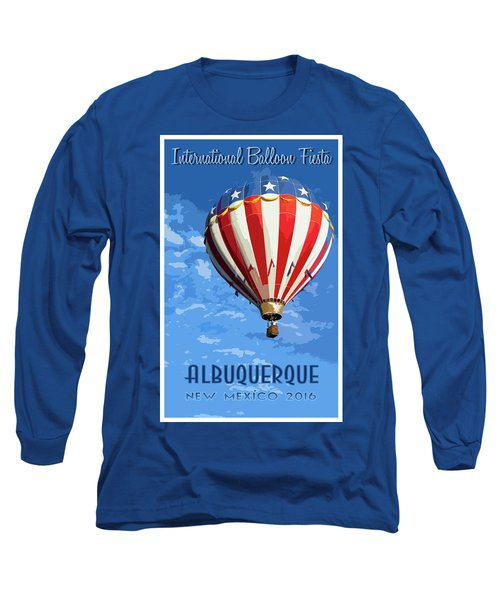 International Balloon Fiesta Long Sleeve T-Shirt