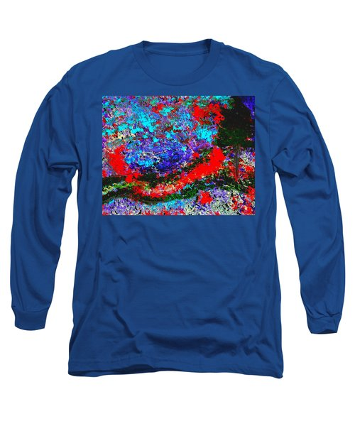 Into The Forest Of Midnight Long Sleeve T-Shirt