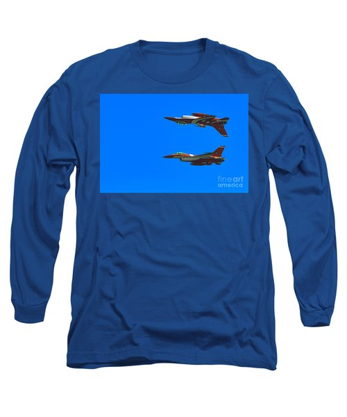 Inverted Long Sleeve T-Shirt