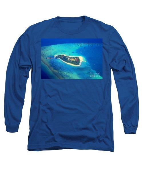 Island Of Dreams Long Sleeve T-Shirt