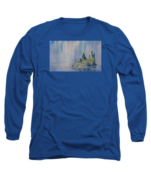 Isle Of Reflection Long Sleeve T-Shirt