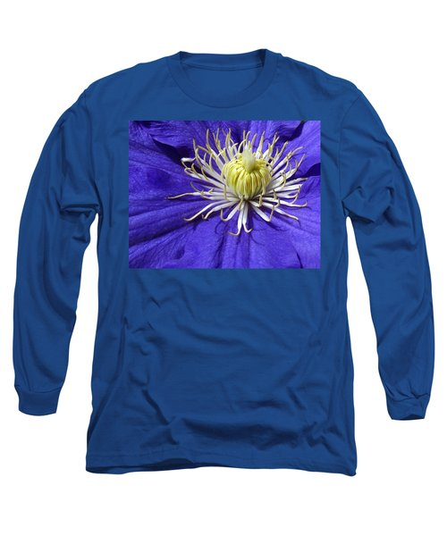 It's A Purple World Long Sleeve T-Shirt