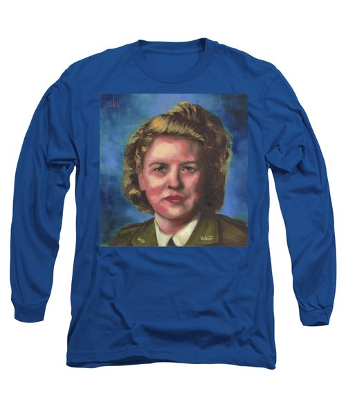 Jacqueline Cochran Long Sleeve T-Shirt