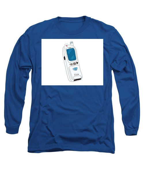 Japanese Classic Phone Long Sleeve T-Shirt