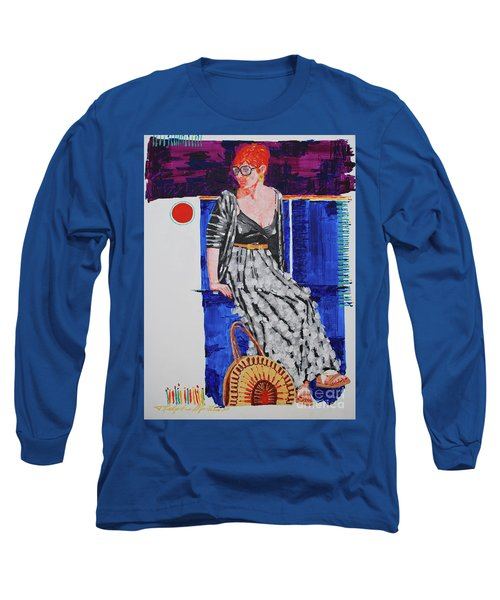 Jazz On The Square Long Sleeve T-Shirt