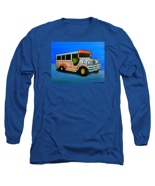Jeepney Long Sleeve T-Shirt