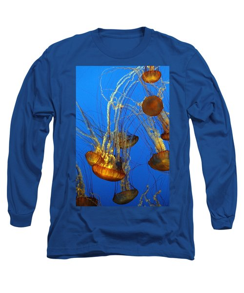 Jellyfish Family Long Sleeve T-Shirt